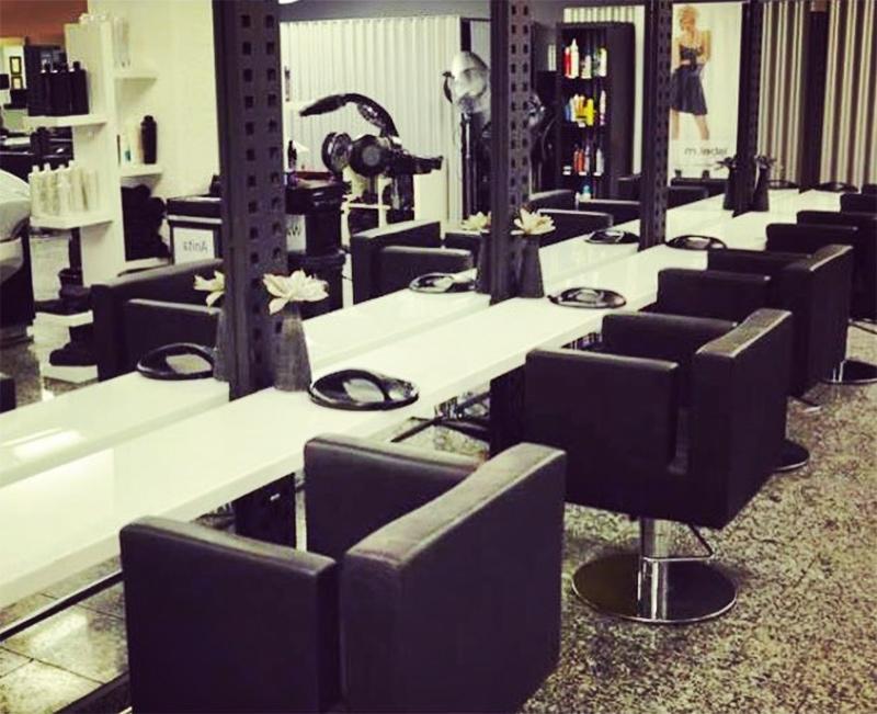 Impressionen Salon Coiffure Grimm Baden Zentrum
