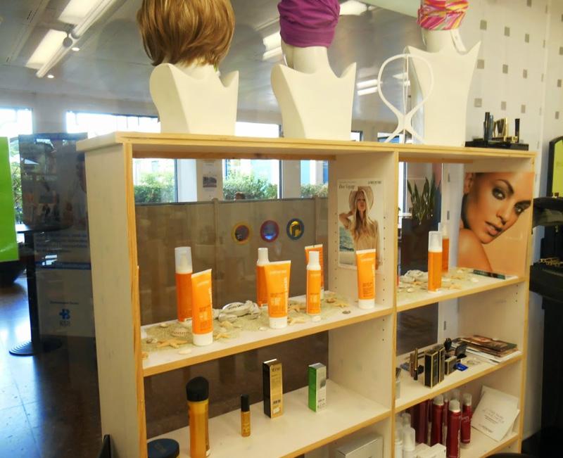 Impressionen Salon Coiffure Grimm Kantonsspital Baden (KSB)