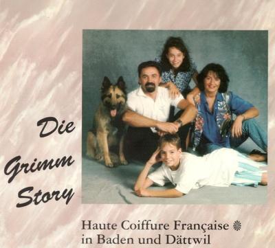 20 Jahre Coiffure Grimm