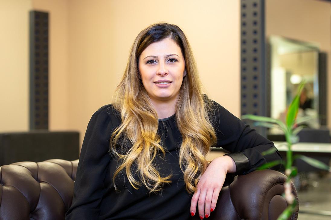 Azra Muratovic | Coiffeurse EFZ, Visagistin, Nails