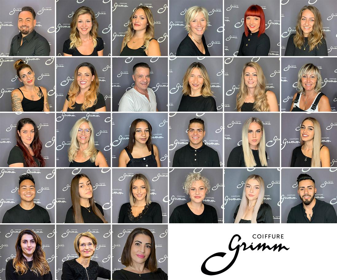 Coiffure Grimm Team